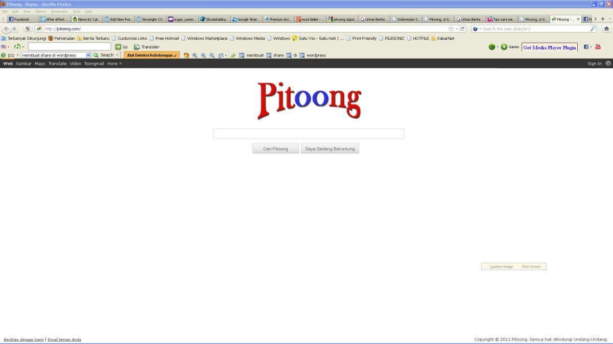 Pitoong, si Google dari Indonesia