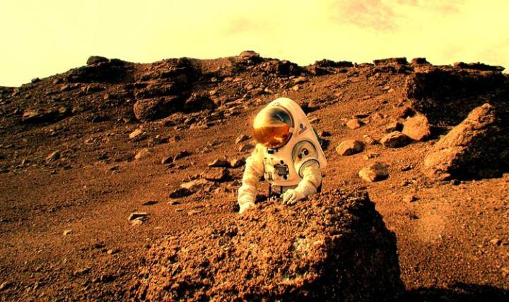 Planet Mars Bisa Ditinggali Manusia?