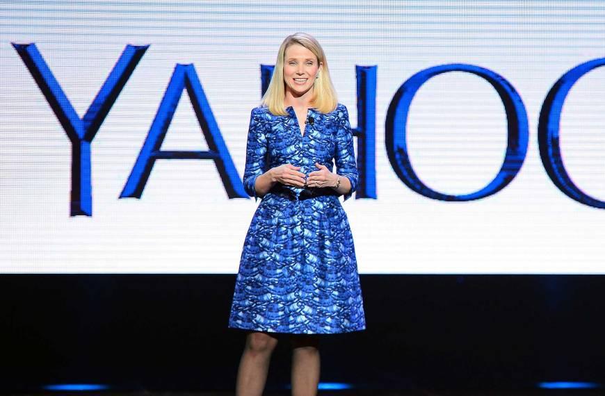 Gara-gara Salah Ketik Perempuan Cantik ini jadi Bos Yahoo