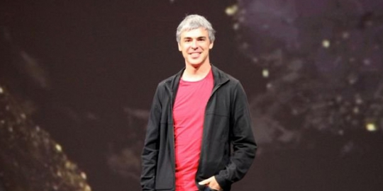 Larry Page Founder Google
