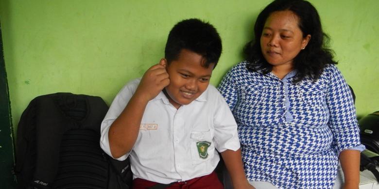 Mohan, Bocah yang Selamat dari Kanker Leukemia